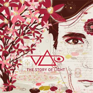Steve Vai Story CD Cover