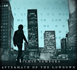 Sambora Aftermath CD cover