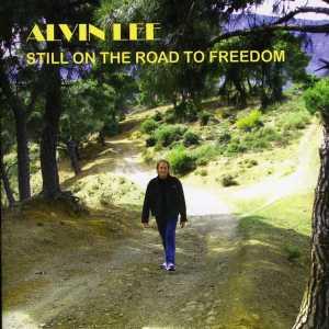 Alvin Lee CD Cover