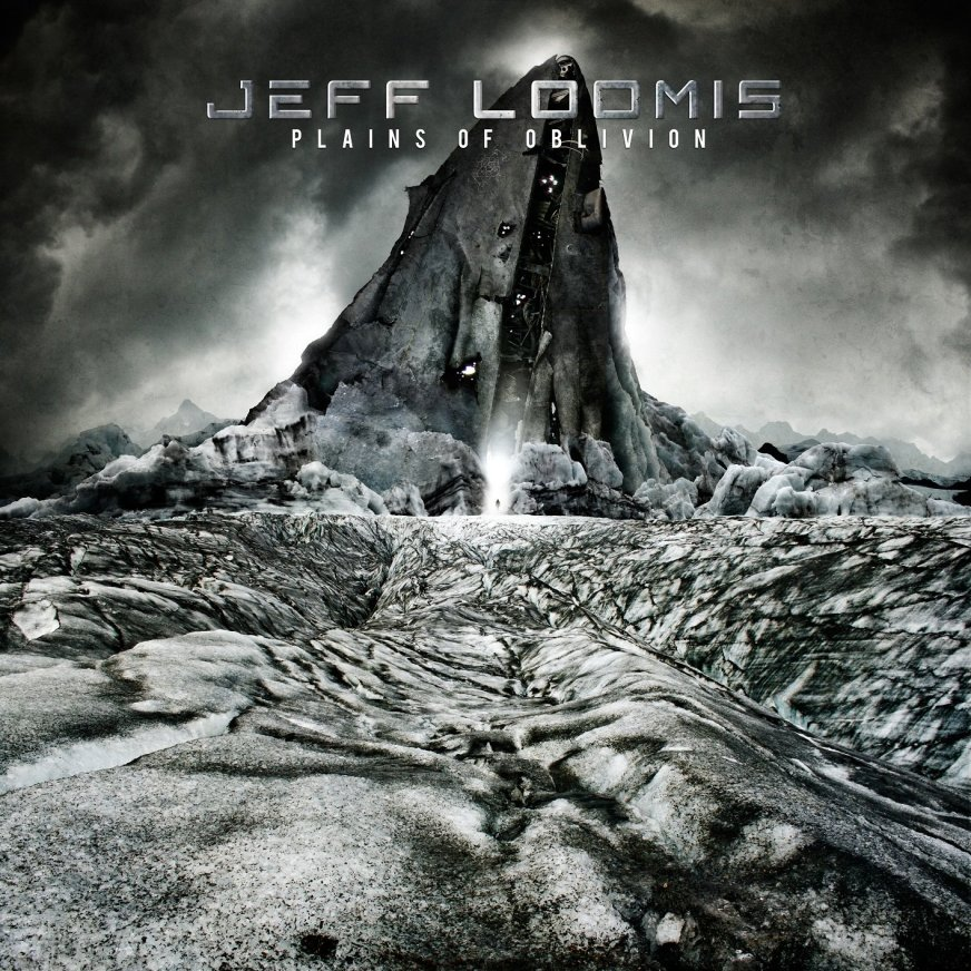 Jeff Loomis plains of oblivion cd cover