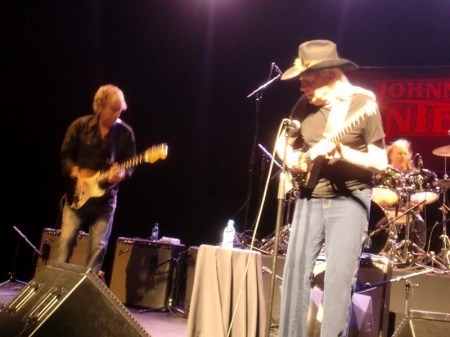 JOHNNY WINTER BCN 2013 (2)