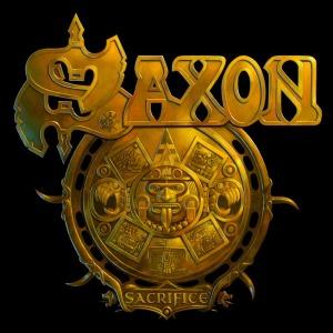 Saxon sacrifice cd cover