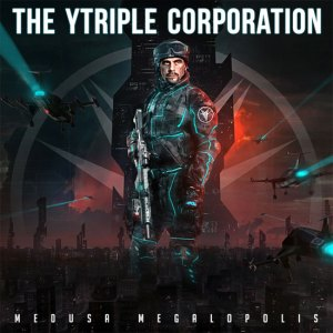 theytriplecorporation medusa megalopolis cover cd