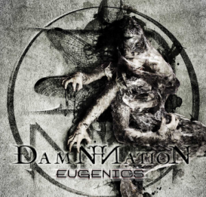 Damnnation Eugenics CD cover