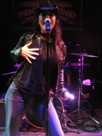 Stacie Collins BCN 2013 (8)