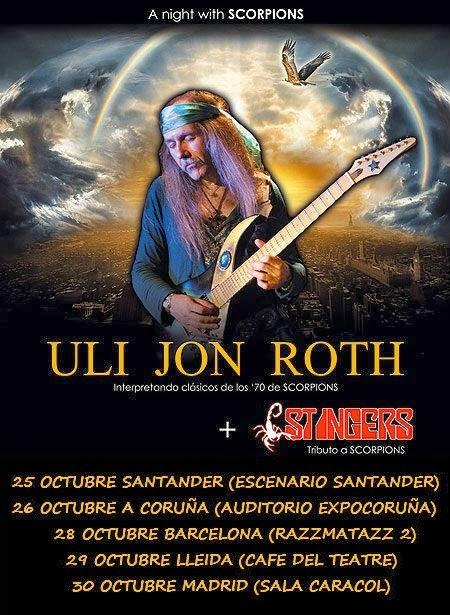 Uli Jon Roth cartel