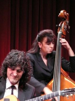Albert Bello & Oriol Saña Experiment Festival Django L'H 2013 03