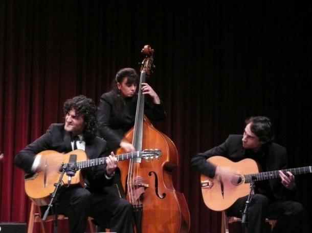 Albert Bello & Oriol Saña Experiment Festival Django L'H 2013 06