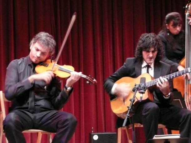 Albert Bello & Oriol Saña Experiment Festival Django L'H 2013 08
