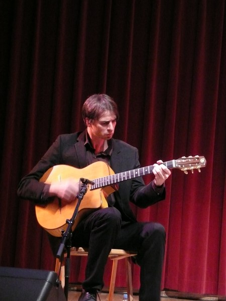 Albert Bello & Oriol Saña Experiment Festival Django L'H 2013 09