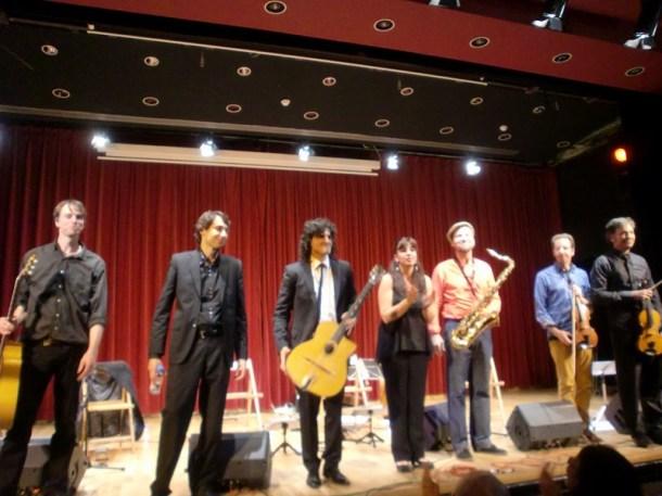 Albert Bello & Oriol Saña Experiment Festival Django L'H 2013 13