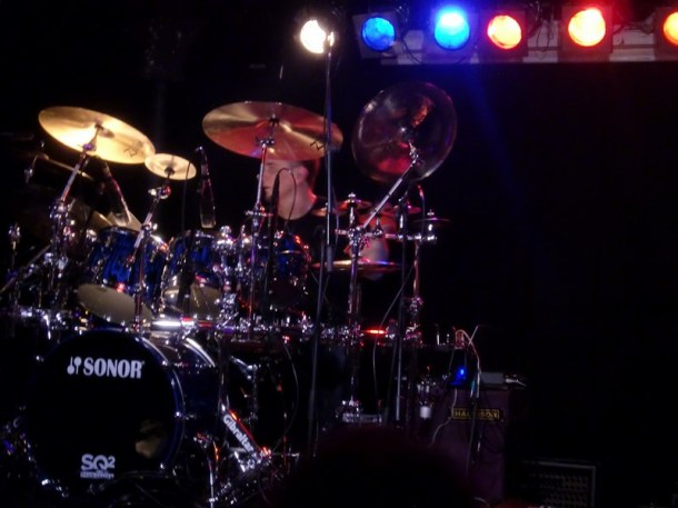 Gavin Harrison & 05Ric Band BCN 2013 04