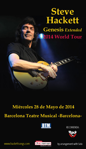 SteveHackettBarcelona2014