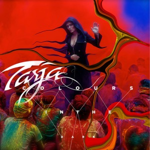 Tarja Colours CD Cover
