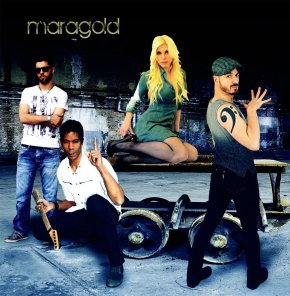 Maragold CD COver