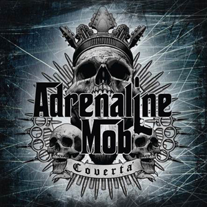 ADRENALINE MOB Coverta CD Cover