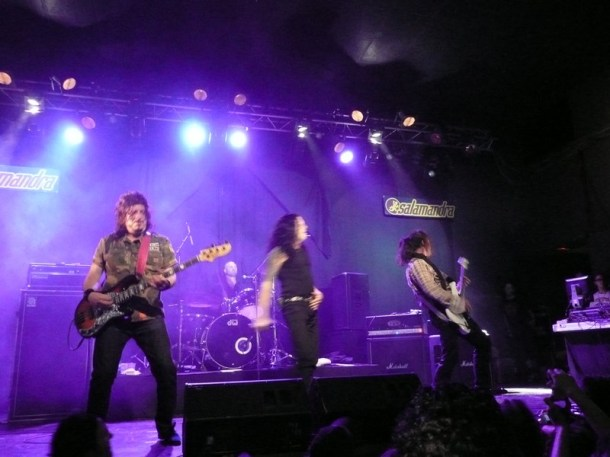 Jake E. Lee's Red Dragon Cartel BCN 2014 04
