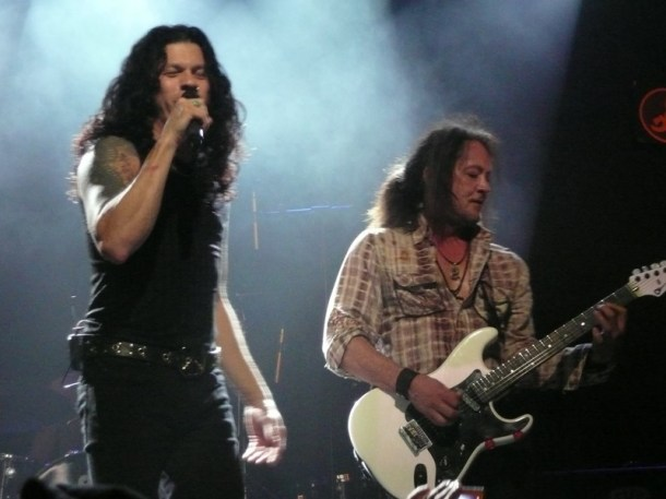 Jake E. Lee's Red Dragon Cartel BCN 2014 05