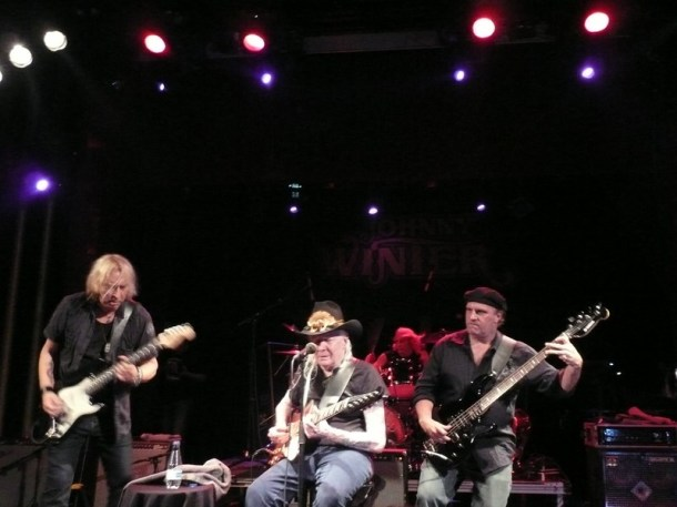 JOHNNY WINTER & BAND BCN 2014 04