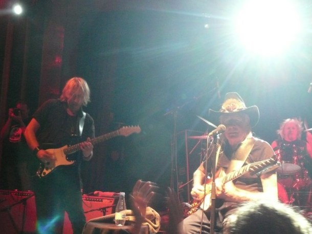JOHNNY WINTER & BAND BCN 2014 06