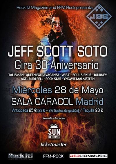 JSS Madrid 2014