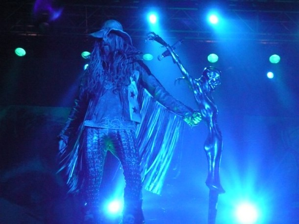 Rob Zombie BCN 2014 14