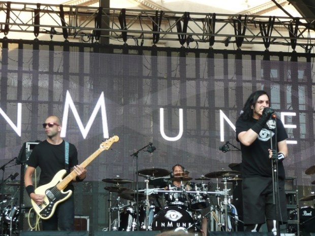 Barcelona Metal Fest 2014 InMune 02