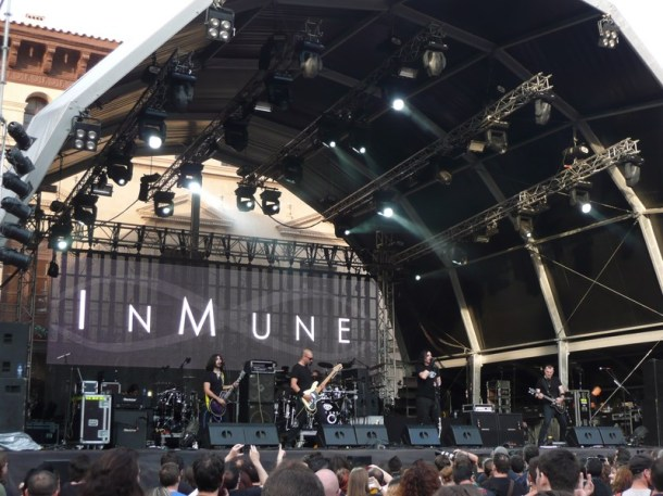 Barcelona Metal Fest 2014 InMune 06