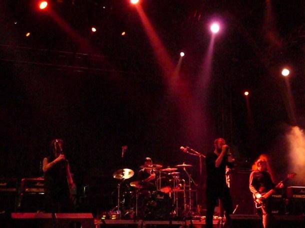 Barcelona Metal Fest 2014 Paradise Lost 01