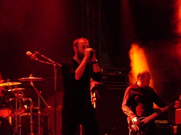 Barcelona Metal Fest 2014 Paradise Lost 02