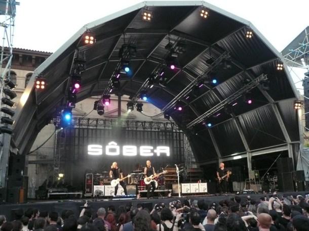 Barcelona Metal Fest 2014 Sober 04