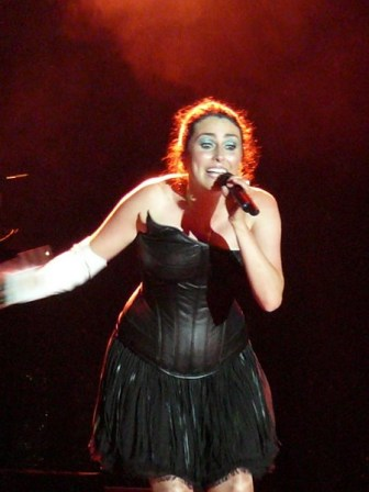 Barcelona Metal Fest 2014 Within Temptation 01