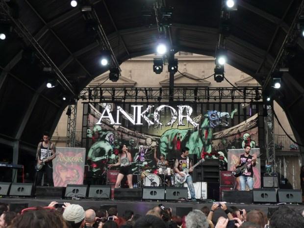 BCN Metal Fest 2014 Ankor 01