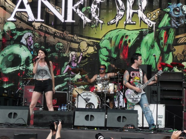 BCN Metal Fest 2014 Ankor 02
