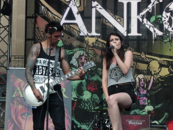BCN Metal Fest 2014 Ankor 04