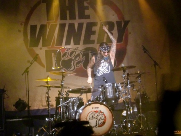 The Winery Dogs BCN 2013 09