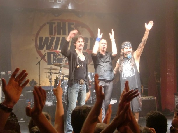 The Winery Dogs BCN 2013 18