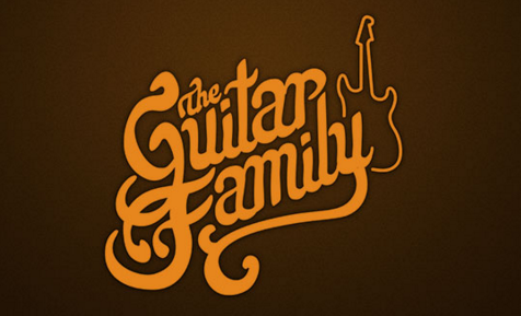 guitar family logo