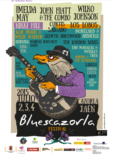 Blues Cazorla 2016