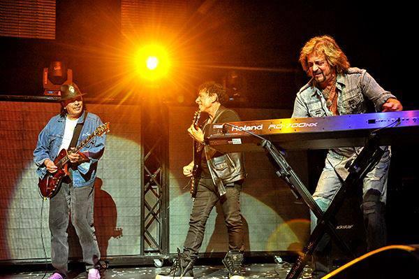 Rolie, Santana & Schon