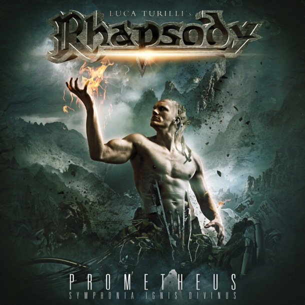 LCR - Prometheus CD cover