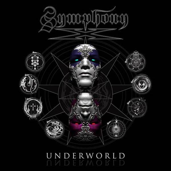 SYMPHONY X Underworld CD Cover