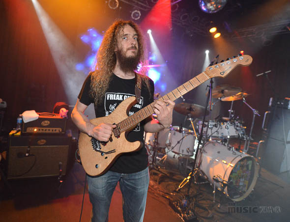 Guthrie Govan Charvel Guitars