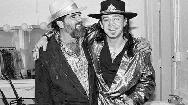 Lonnie Mack & SRV