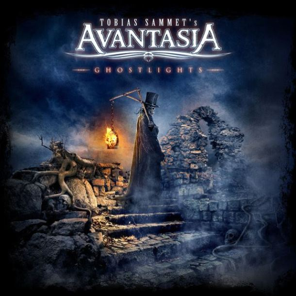 Avantasia Ghostlights CD Cover