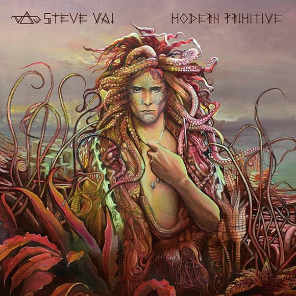 Steve Vai Modern Primitive
