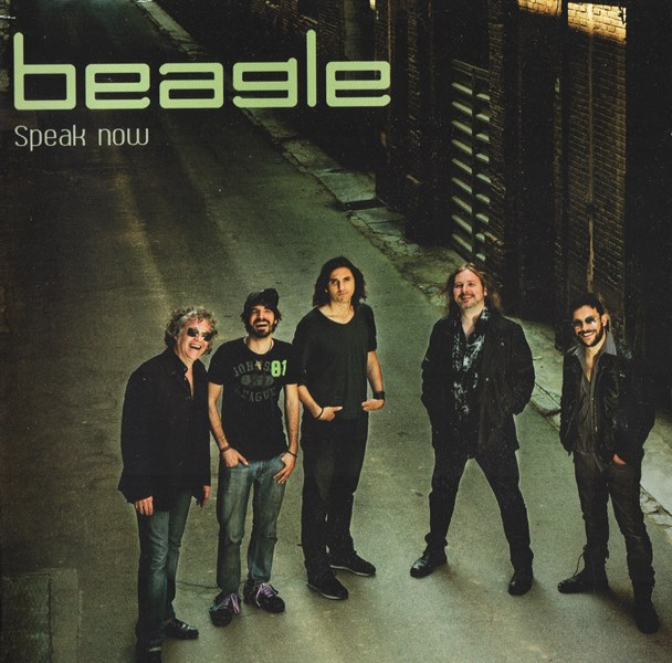 Beagle Speak now CD Cover (Copiar)