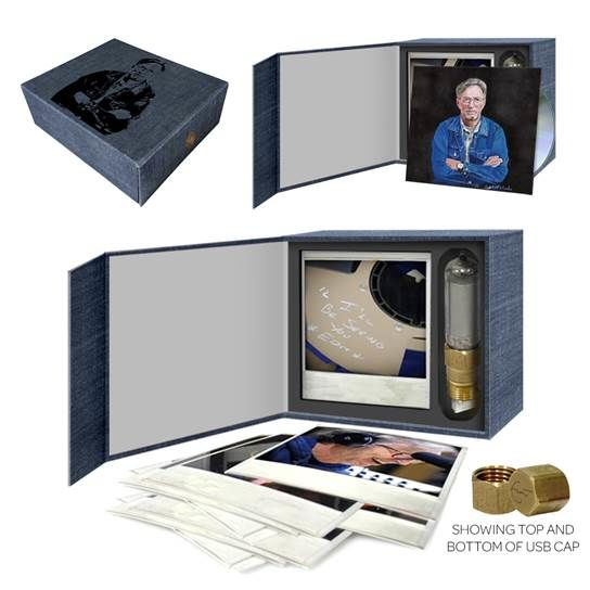 Eric Clapton I still do deluxe edition