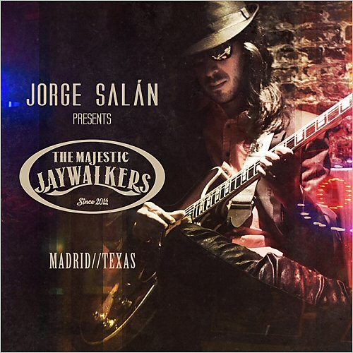 Jorge Salan & TMJ Madrid-Texas CD Cover