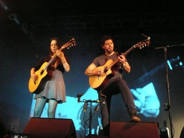 Rodrigo y Gabriela Barcelona 2016 01